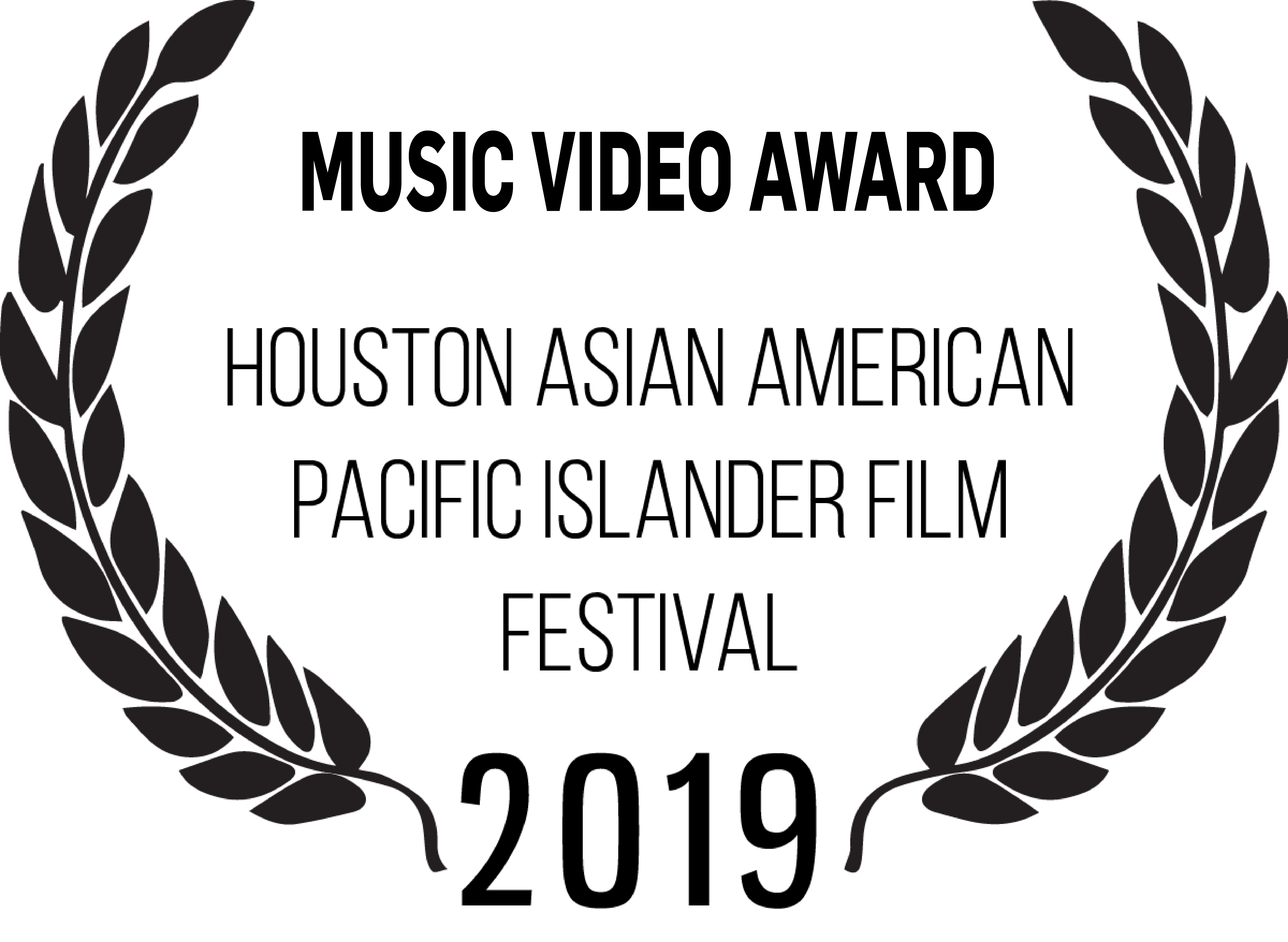 Houston Asian American Pacific Islander Film Festival music video 2019
