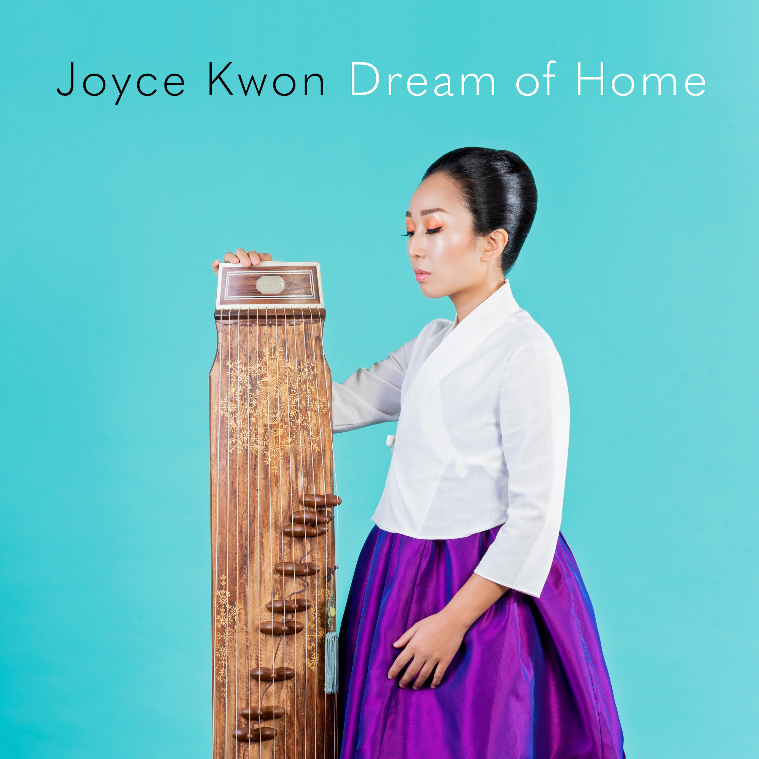 Joyce Kwon, Dream of Home album cover